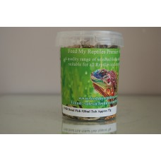 Dried Whole Fish Tub Approx 75g